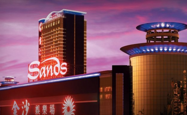 casinò sands macao